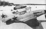 Algunos Mig3, el primero parece pertenecer a una unidad de pilotos de elite rusos los cuales adornaban sus aparatos pintandolos en su mayoria de color rojo.